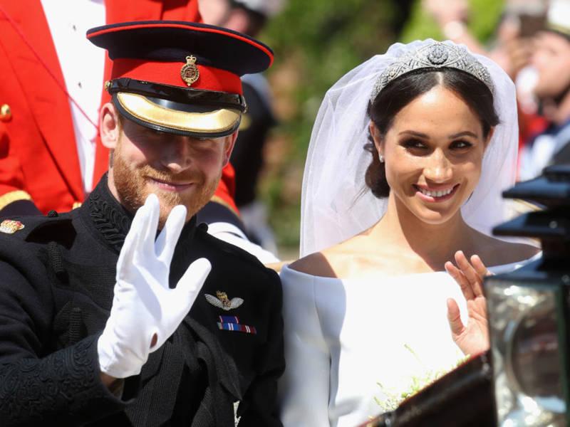 'Love Is The Way' Baltimore Bishop's Sermon At Royal Wedding-0