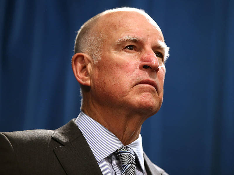 Brown Urged To Save 740 Death Row Inmates By Other Governors