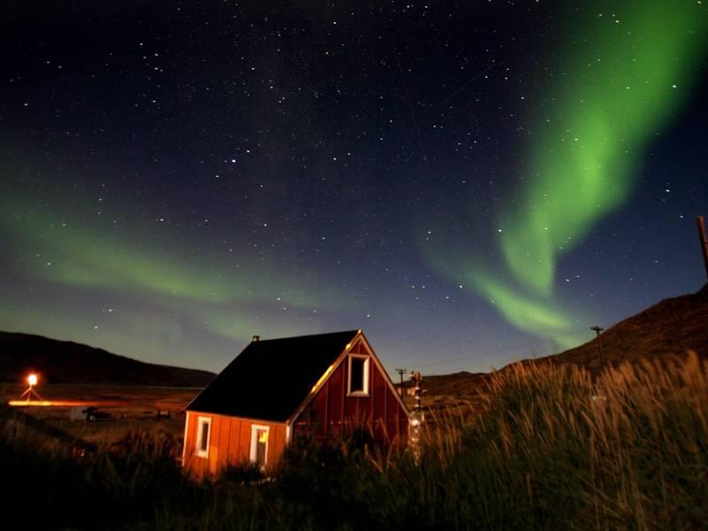 northern lights possible over minnesota wednesday thursday across