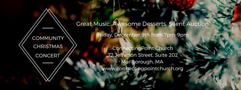 Community Christmas Concert and Silent Auction ...