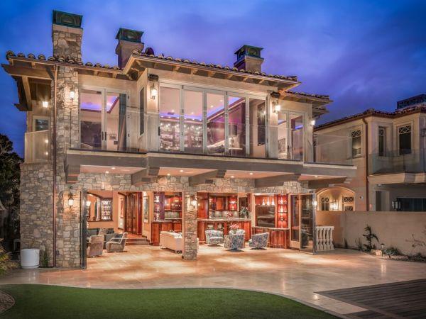 Extraordinary 10 Bedroom Encinitas  12 9 Million Home Will Take Your Breath  Away. Beverly Hills Splendor  Oceanfront in La Jolla  A  27 Million
