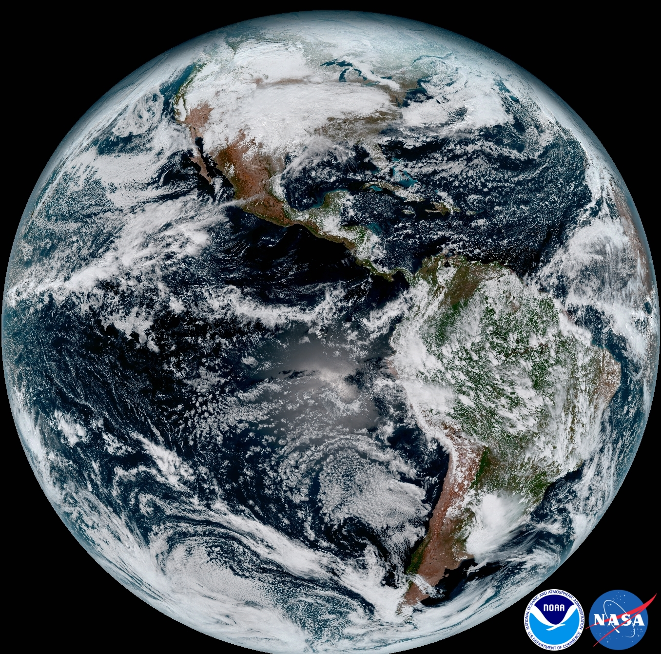 SEE New NOAA Satellite Beams Stunning First Photos Of Earth - Weather seattle noaa