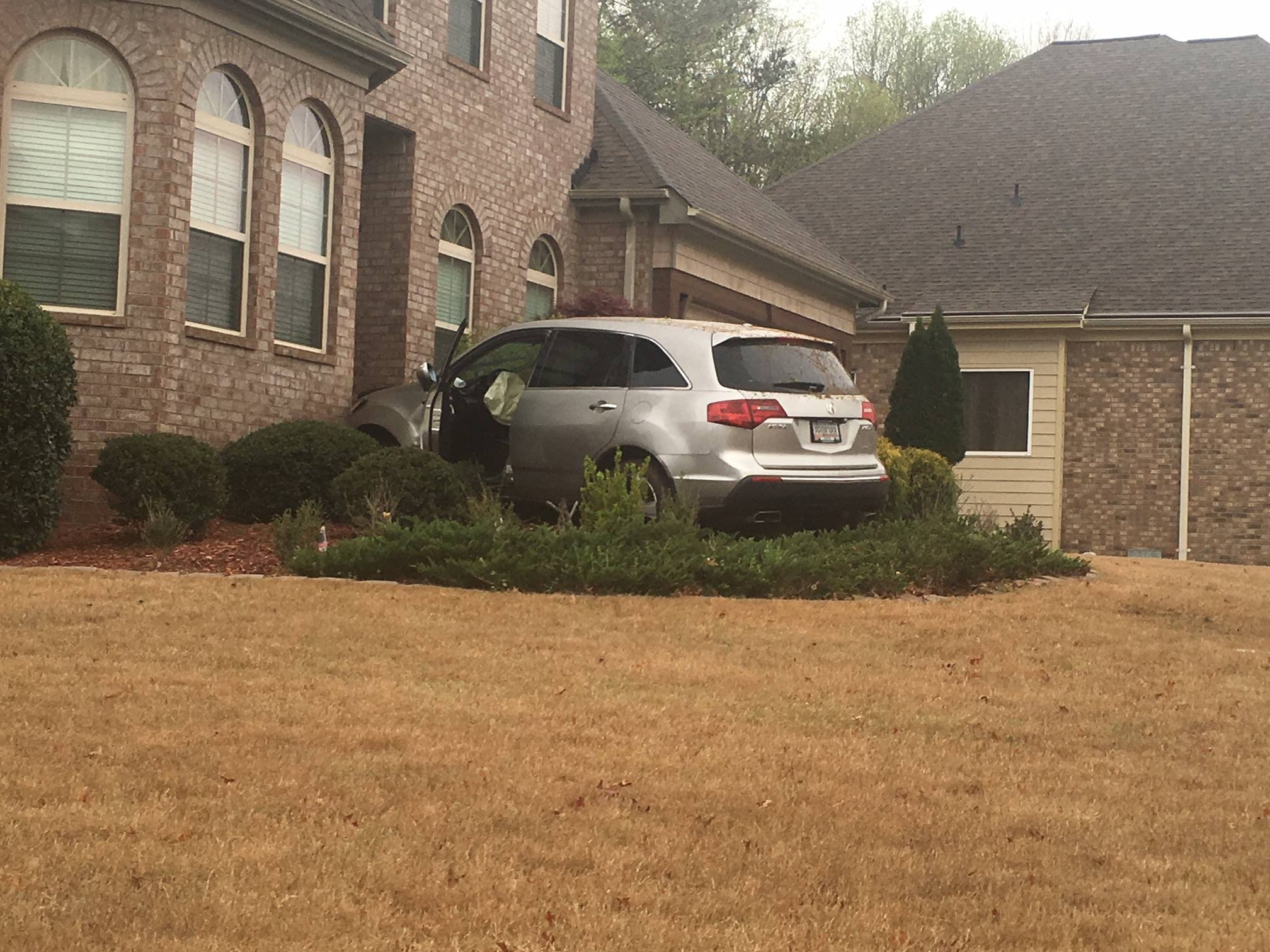 Two Arrested During Forsyth Car Theft