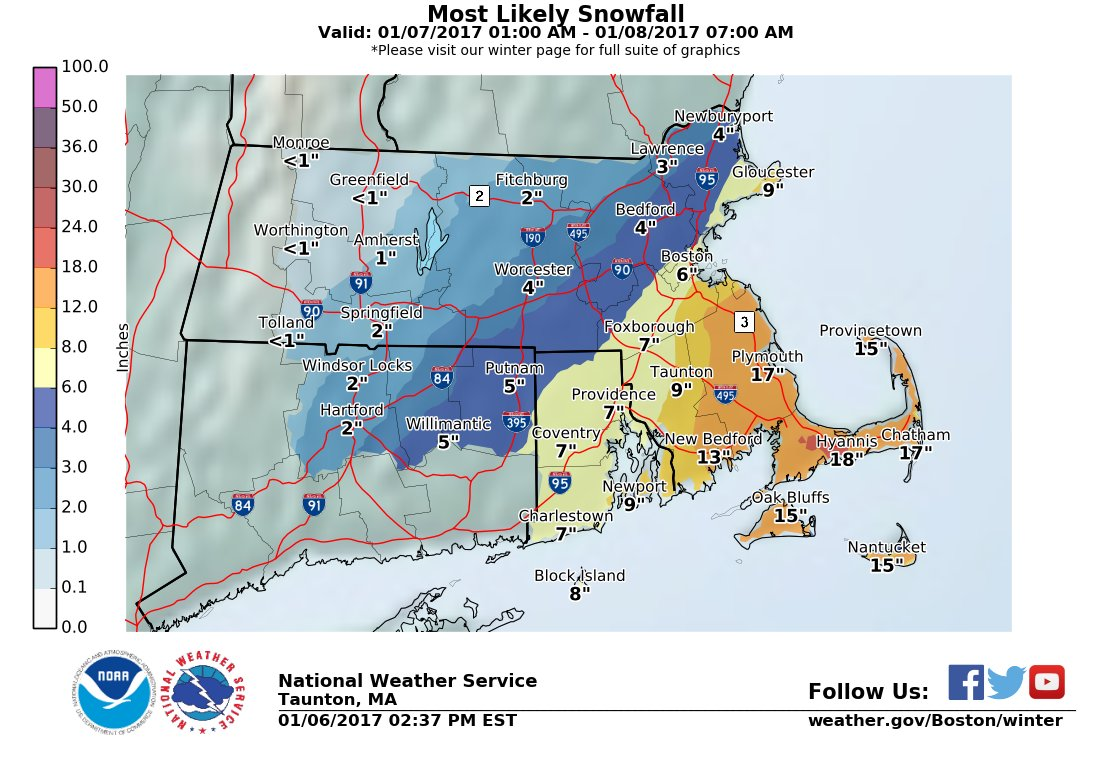Massachusetts Weather Forecast Storm Intensifying Through - 10 day weather forecast worcester ma