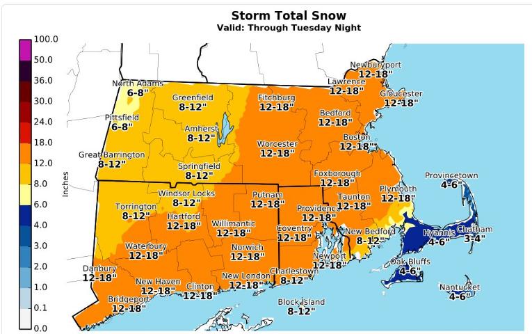 Rhode Island travel alerts