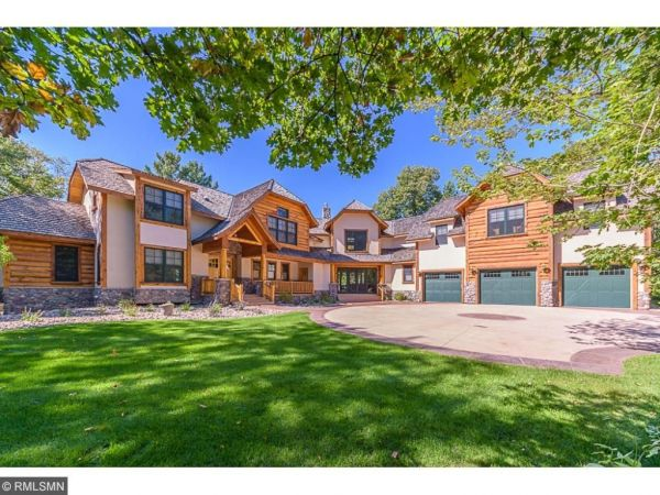 Wow house roundup 5 of the most expensive lake homes in for Most expensive homes in minnesota