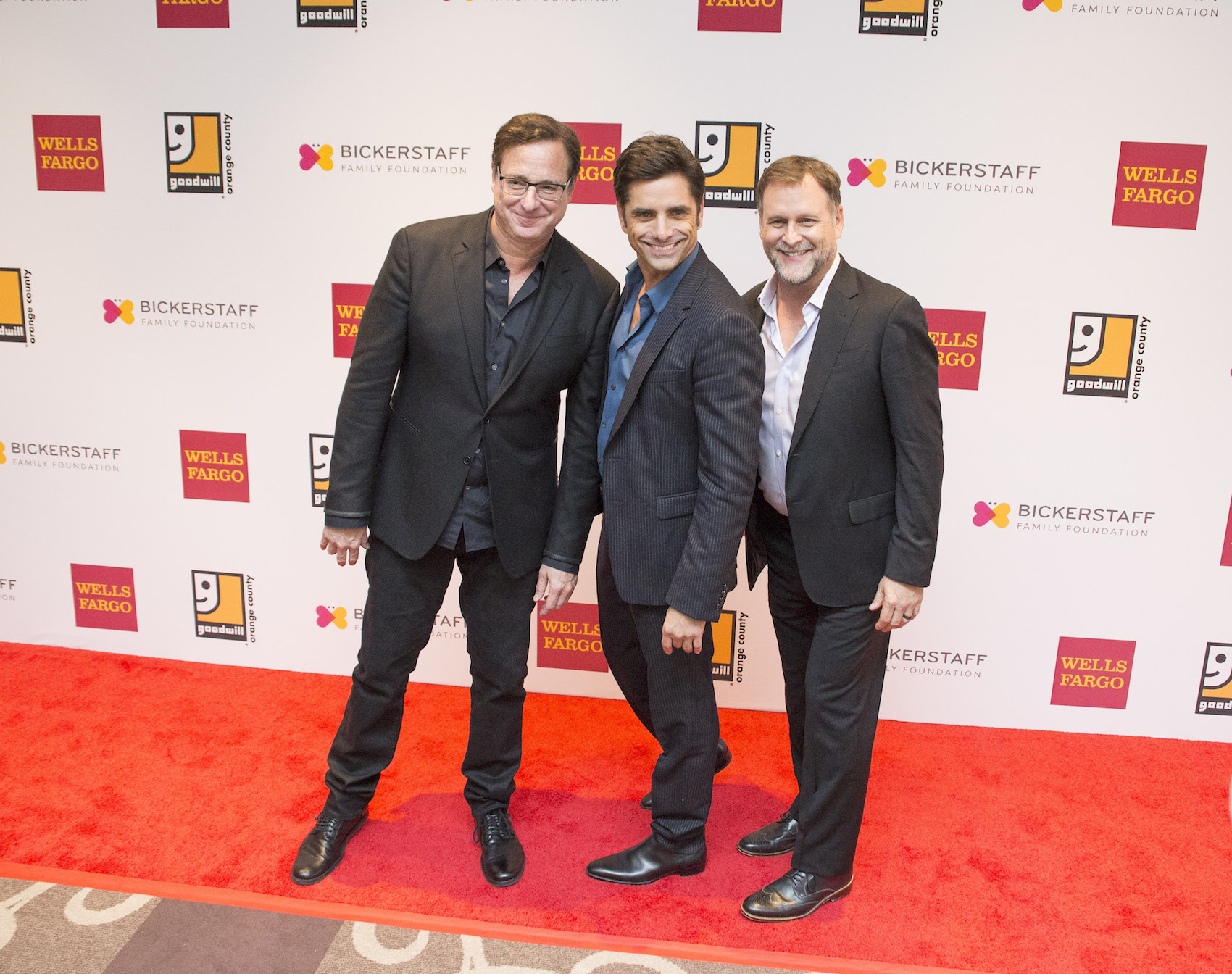 Fuller house hosts goodwill gala event for all in laguna for What does the ceo of goodwill make