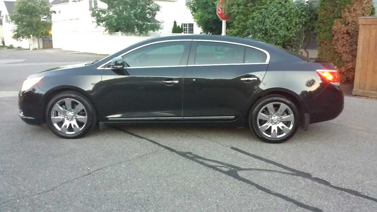 2010 buick lacrosse cxl for sale plymouth mi patch. Black Bedroom Furniture Sets. Home Design Ideas