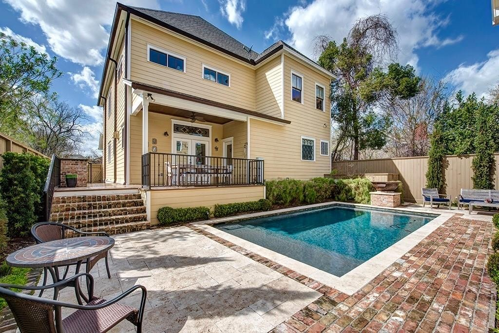 houston area homes for sale these are for swimming pool fans patch