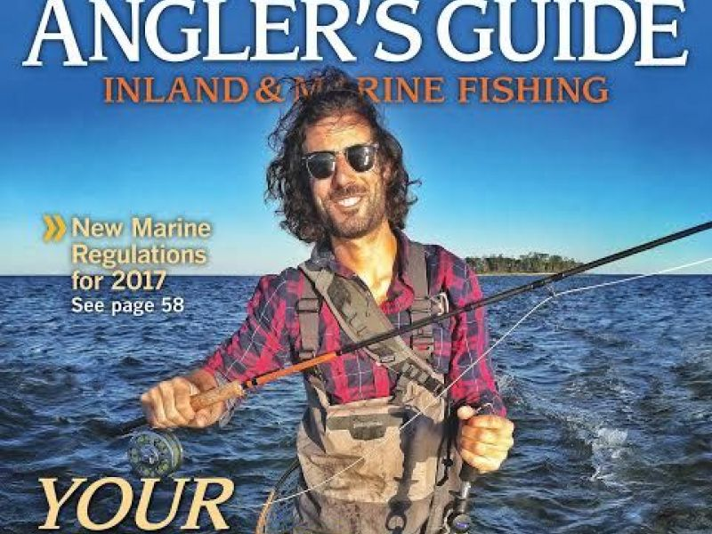 Avon Resident Featured on Cover of Connecticut Angler's ...