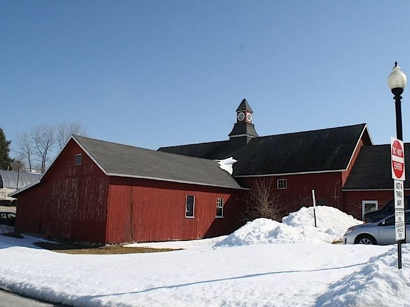 Historic Uconn Barn Destroyed By Fire Investigation