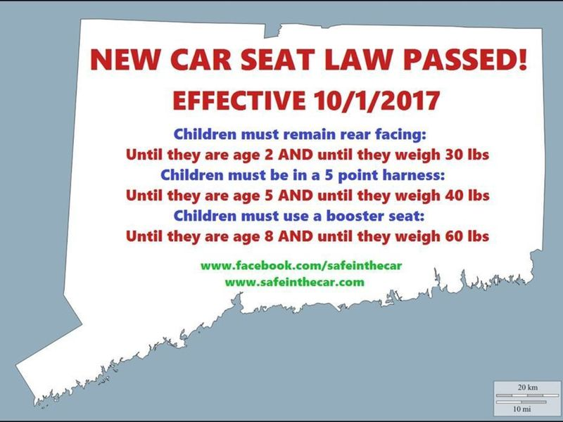 Requirements For Car Seats In Ct