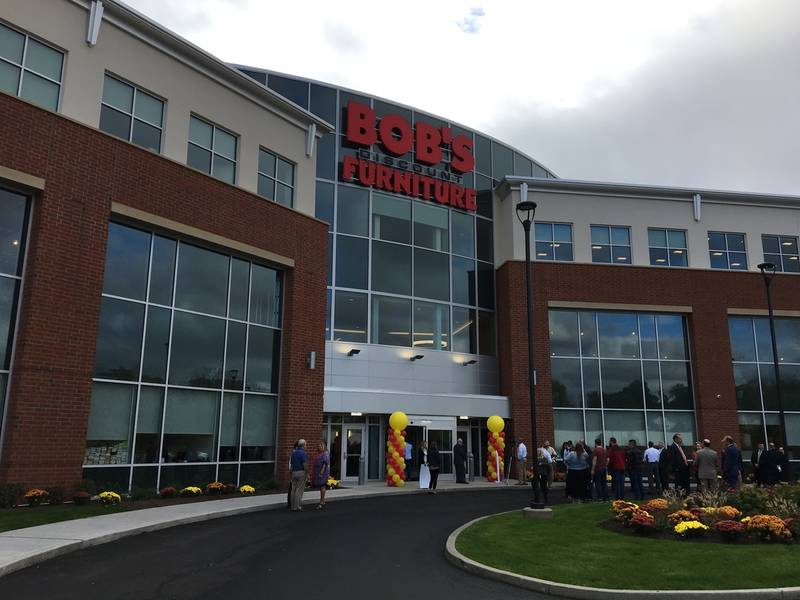 Bob S Discount Furniture S National Hq Opens In Manchester