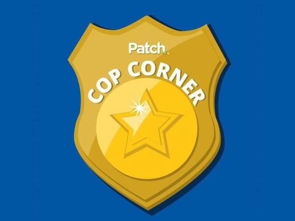 Weekly Cop Corner: Crime Stories in and Near West Hartford