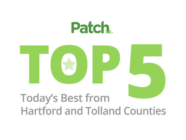 Wednesday's Top 5: New Eatery, Chief Cleared, Powder at School