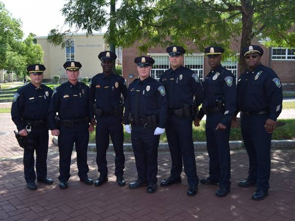 New Manchester Officers Graduate from Academy