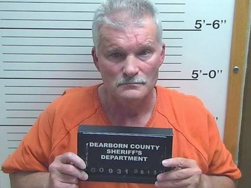Accused 'Grand-Pa Bandit' From Enfield Sentenced
