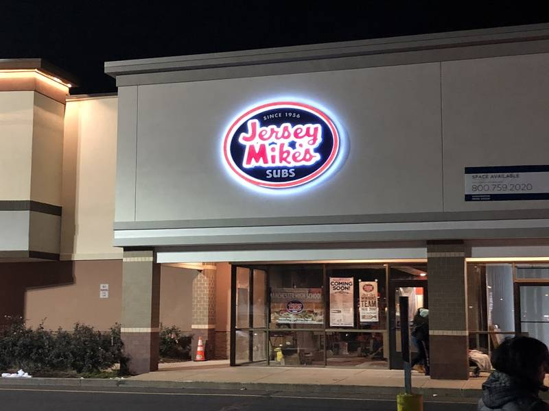 Jersey Mikes Sets Grand Opening Date For Manchester Restaurant