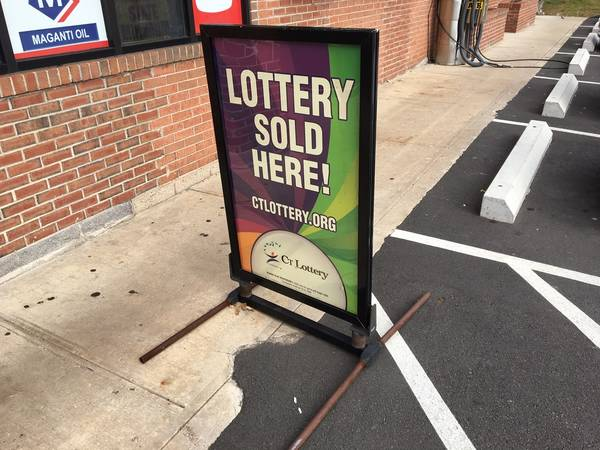 Big Lottery Winner Sold In West Hartford
