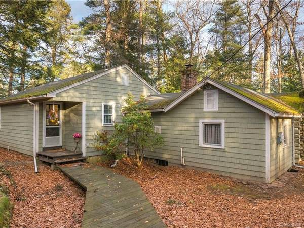 Cozy Cabin Hits The Market In Simsbury
