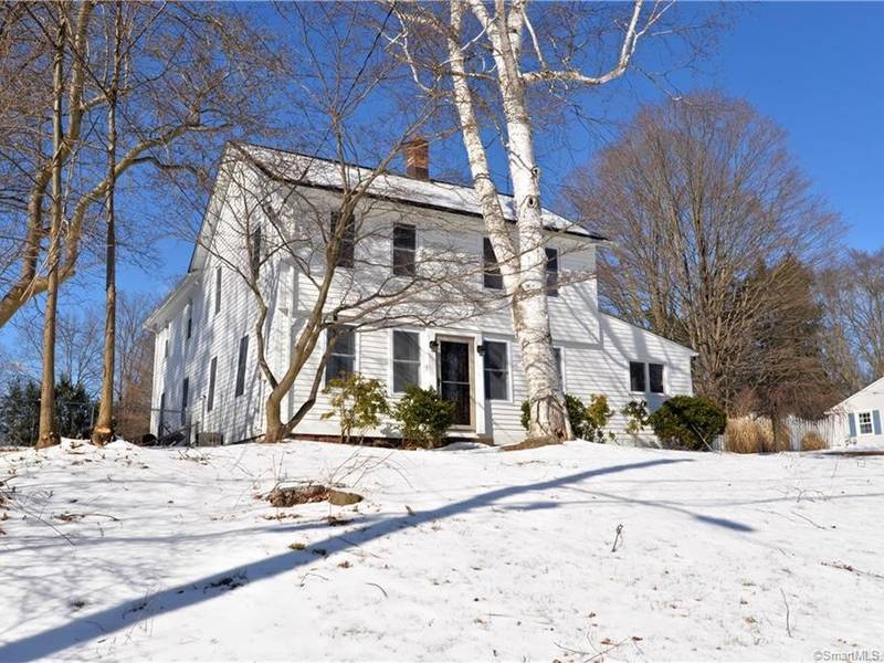 1791 Home Hits The Market In Southington