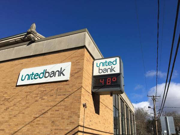 United Bank Posts Quarterly Earnings Results