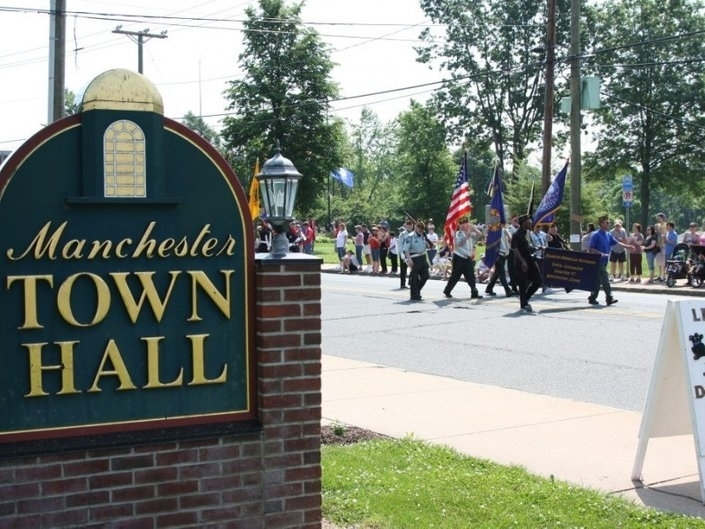 Manchester Memorial Day Observances, Parade Detailed
