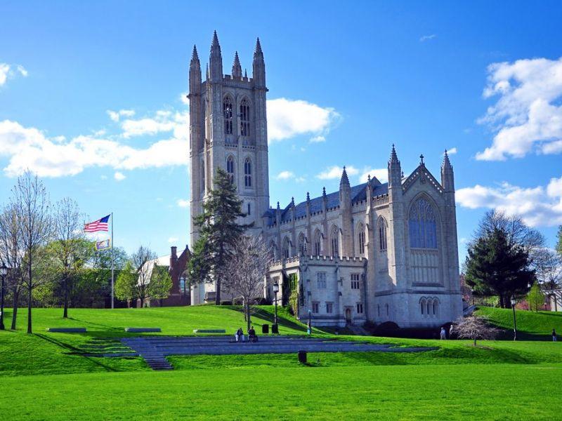 Trinity College Ranks High Among Nation's Liberal Arts