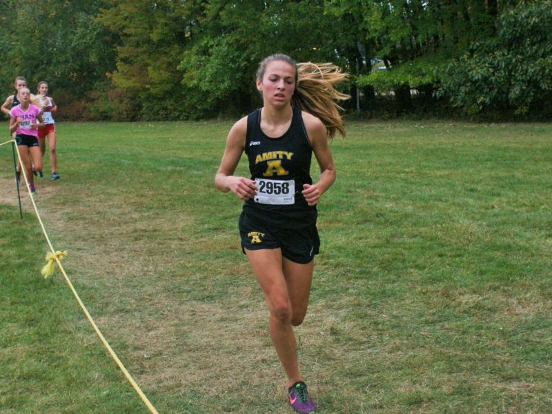 Amity Regional Runners Turn In Strong Performances at ...