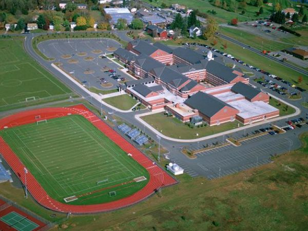 How much new bathroom cost - New Milford High School Student Athletes Receive National
