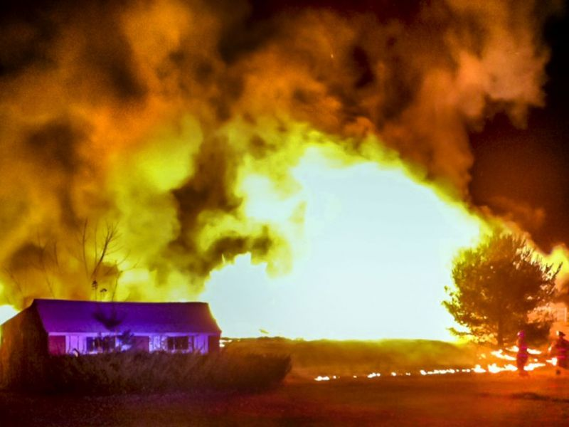 Enfield Arsonist S Mom Pleads Guilty To Witness Tampering