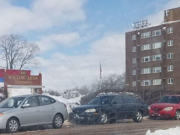 Elderly Man Struck, Killed By Snow Plow In East Hartford