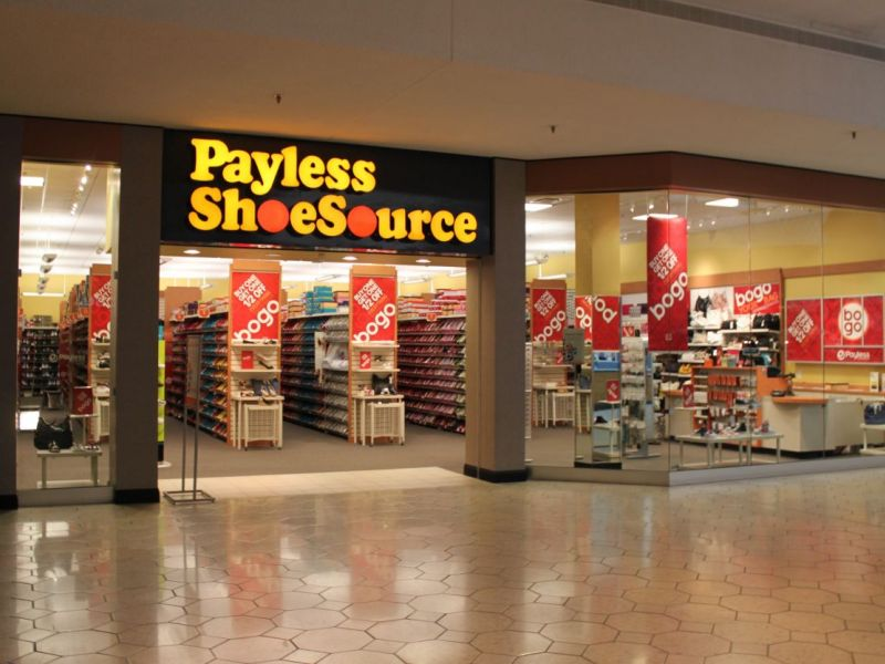 Call Payless Shoe Store