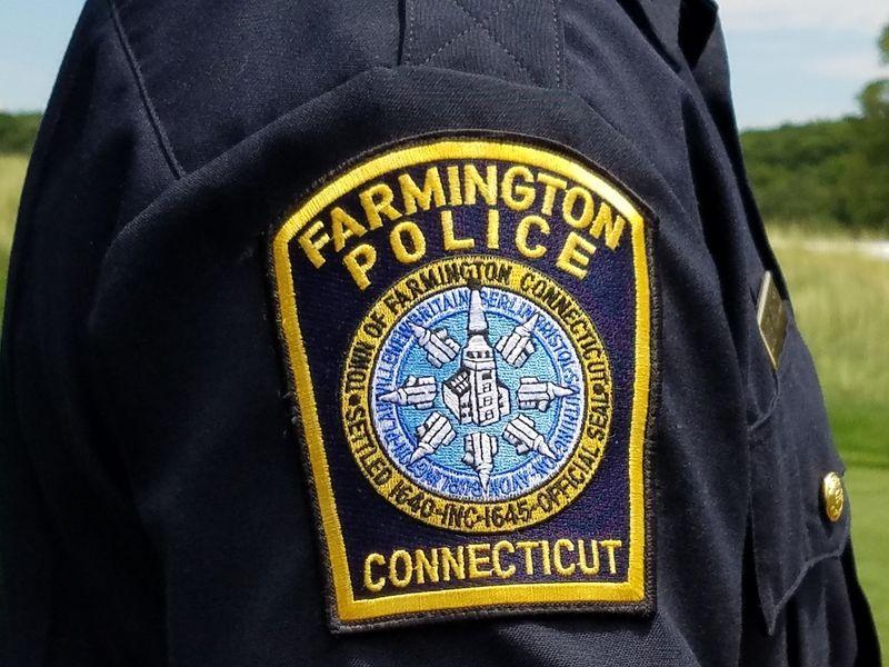 Farmington Police Officer Struck By Dump Truck