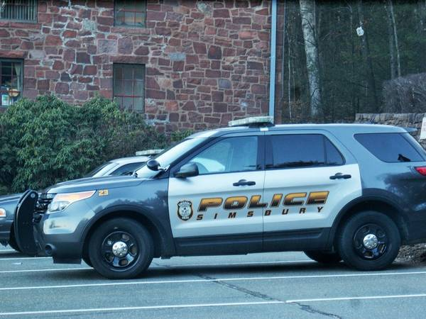Simsbury Police Blotter: Oct. 12-18