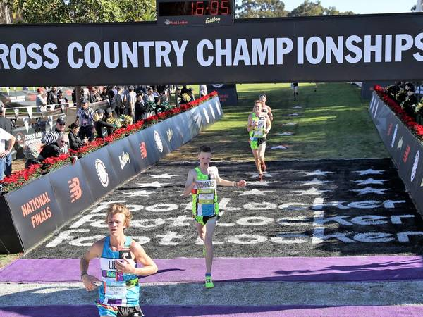 Loomis Chaffee Runner Competes at National Finals