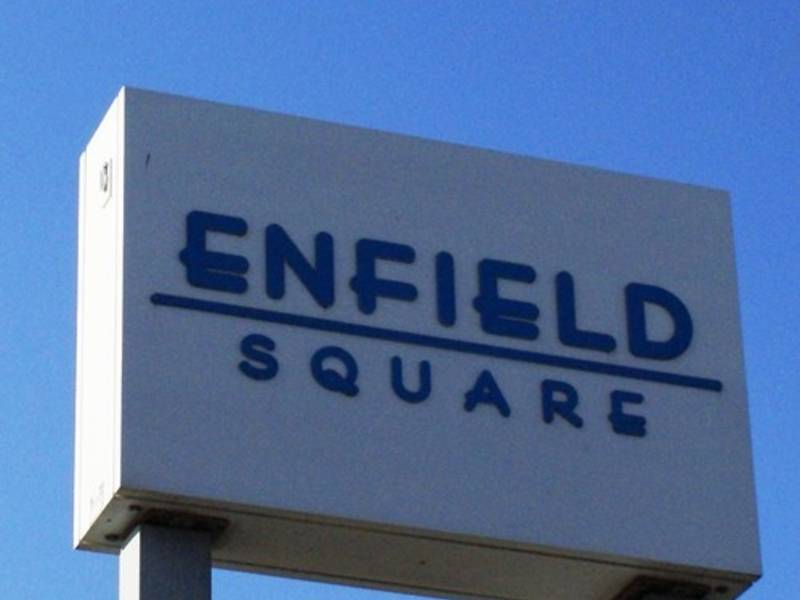 Enfield Square Sells At Auction For $10.85 Million