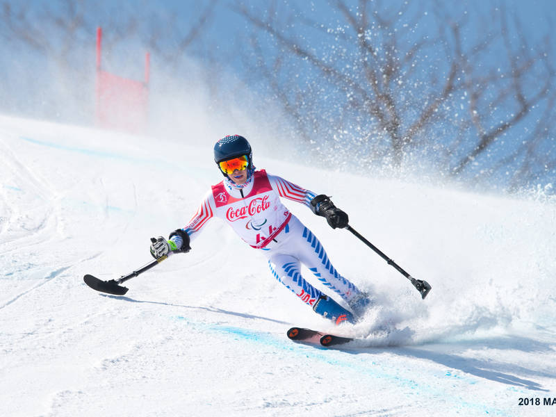 Enfield Skier On Team USA For World Championships