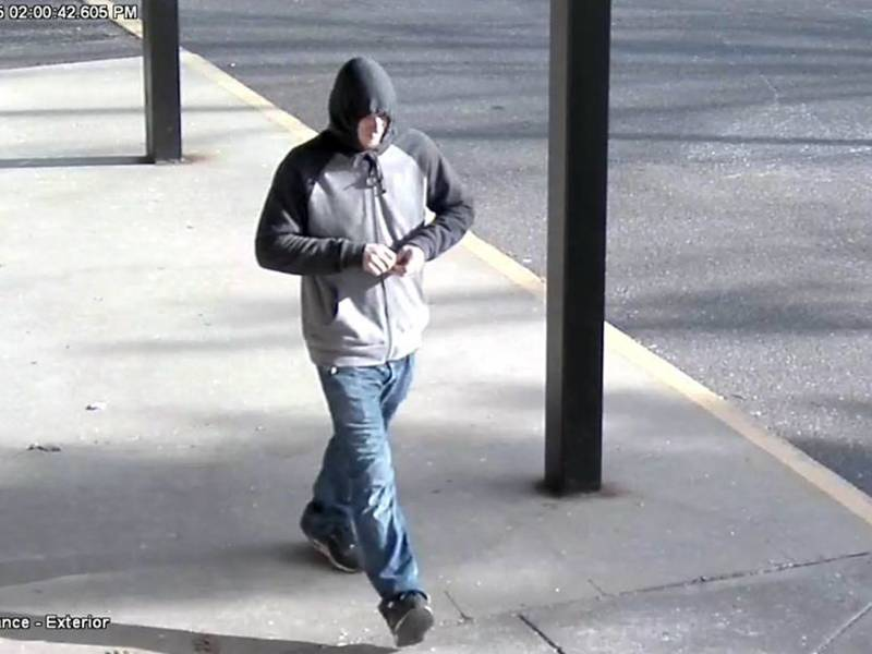 Bicycle Theft Suspect Sought By Enfield Police