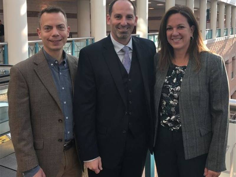 Chatham's LaSusa Named Superintendent Of The Year