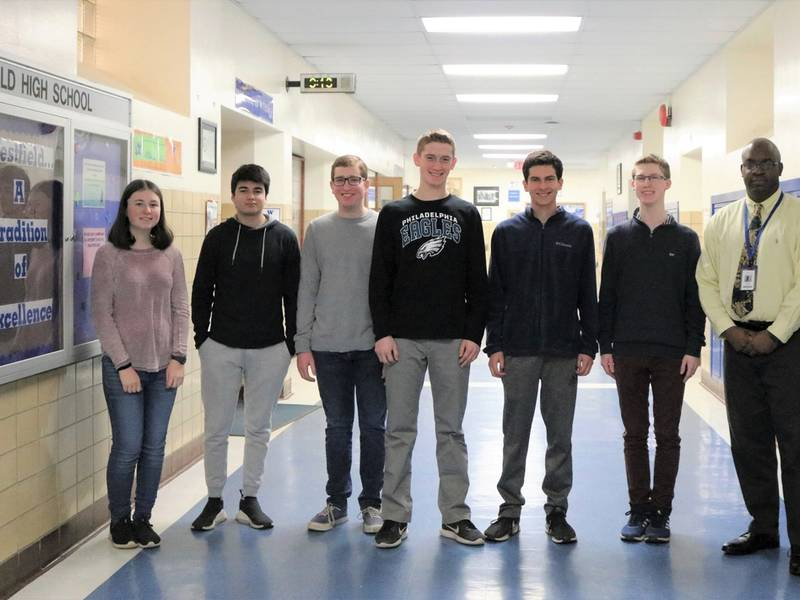 Six Students Ace SAT, ACT Tests In Westfield