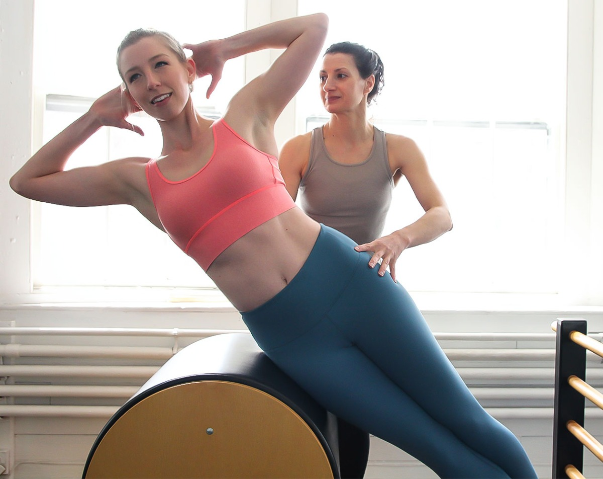 Save on Private Pilates Training - Brookline, MA Patch