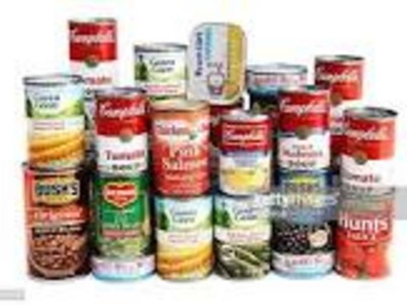 San Mateo High School Annual Canned Food Drive Starts 111018