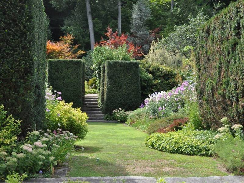 Music in the Garden at Hollister House Garden | Woodbury, CT Patch