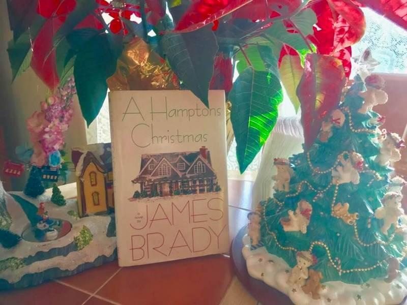 a salute to james brady and my true hamptons christmas tale - Christmas Tale