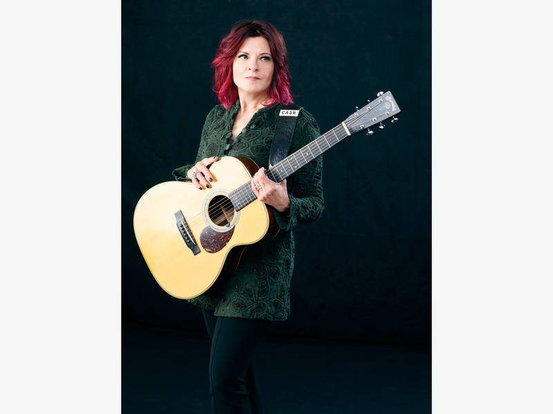 Rosanne Cash Journeys Through Times Both Good And Bad