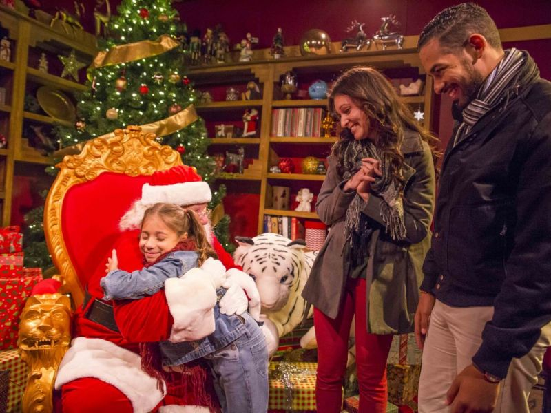 Christmas Town Returning to Busch Gardens with Rudolph, Bumble ...