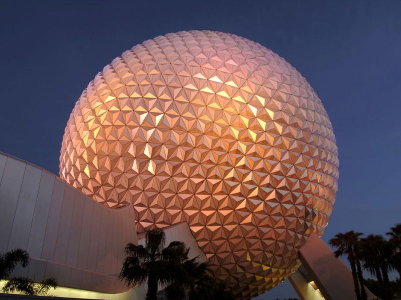 Epcot's Spaceship Earth To Transform Into Death Star Live ...