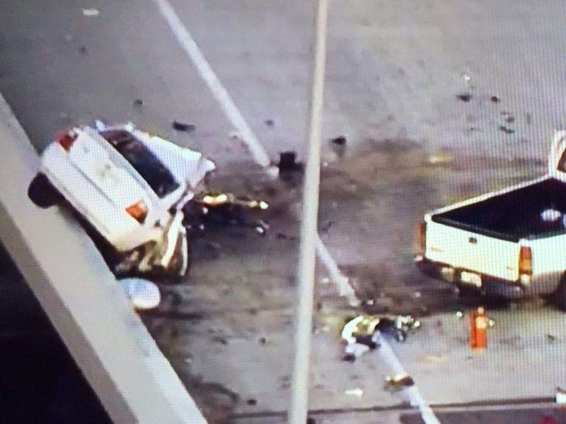 Gmc Sierra Accident >> Fatal Skyway Bridge Crash: IDs Released   St. Pete, FL Patch