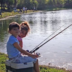 Largo fl patch breaking news local news events for Free fishing license florida